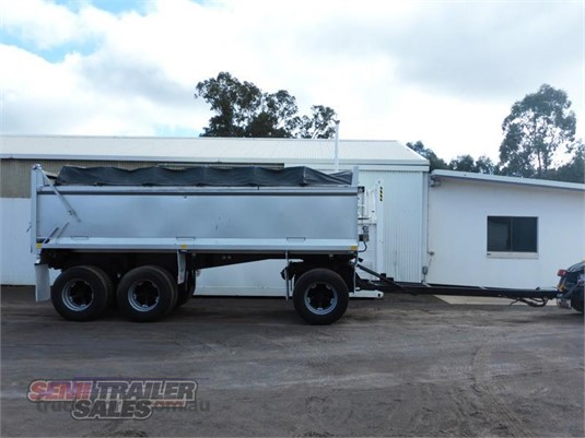 2006 PJ Tipper Trailer - Trailers for Sale