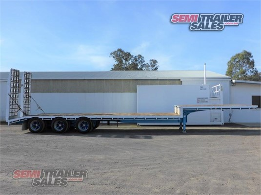 2007 Brimarco Drop Deck Trailer Semi Trailer Sales - Trailers for Sale