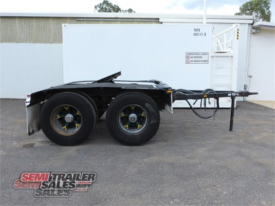 2009 Howard Porter Dolly Semi Trailer Sales - Trailers for Sale
