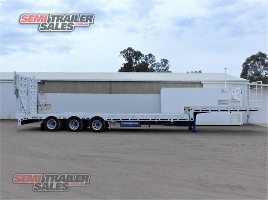 2018 Mammoth Drop Deck Trailer Semi Trailer Sales - Trailers for Sale