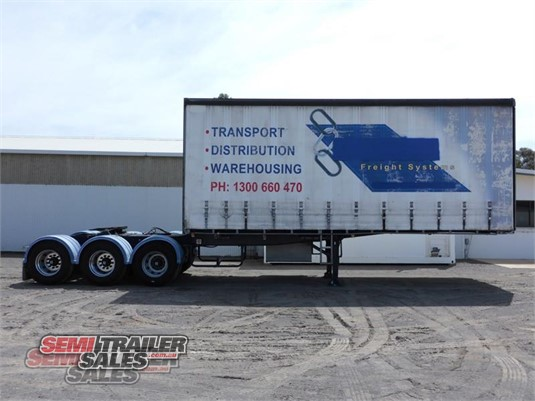 2006 Maxitrans Curtainsider Trailer Semi Trailer Sales - Trailers for Sale