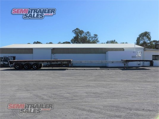 2011 Southern Cross Flat Top Trailer Semi Trailer Sales - Trailers for Sale