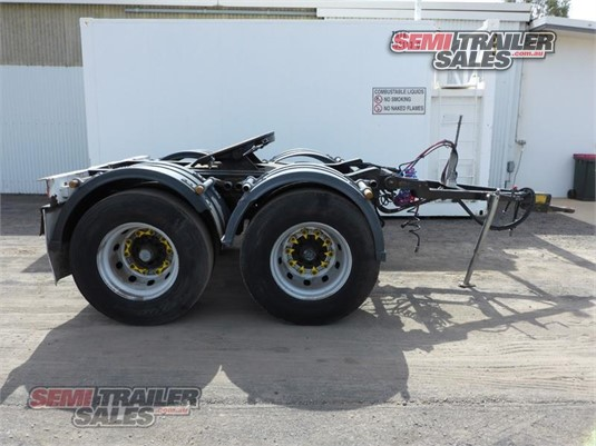1989 Howard Porter Dolly Semi Trailer Sales - Trailers for Sale