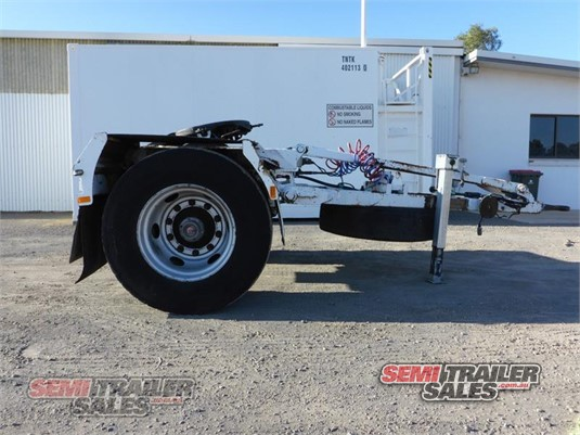 2002 Custom Dolly Semi Trailer Sales - Trailers for Sale