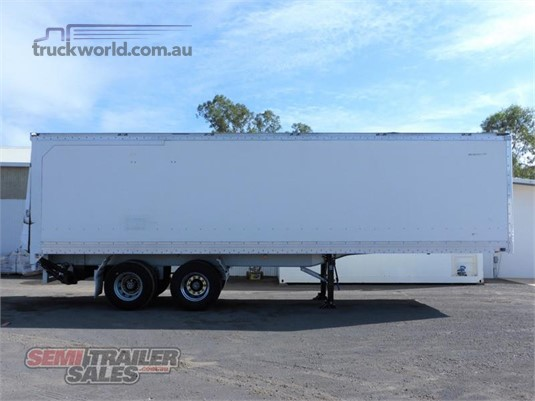 2003 Vawdrey Refrigerated Trailer - Trailers for Sale