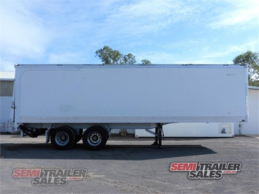 2003 Vawdrey Refrigerated Trailer Semi Trailer Sales - Trailers for Sale