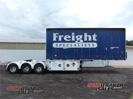 2008 Lusty other Semi Trailer Sales - Trailers for Sale