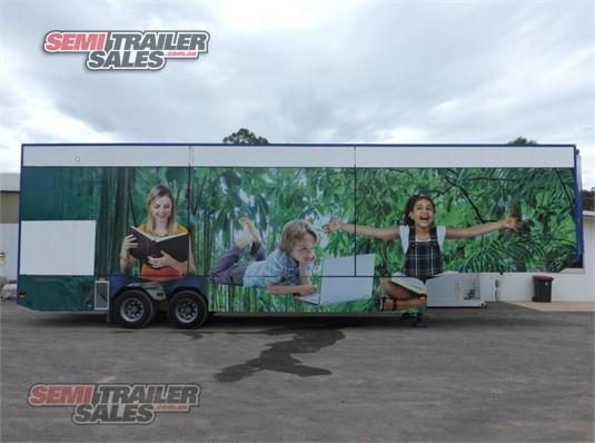 2007 Custom Pantech Trailer Semi Trailer Sales - Trailers for Sale