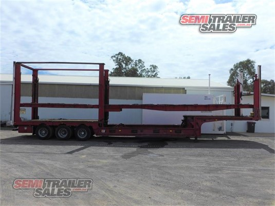 1998 Maxi Cube Car Carrier Trailer Semi Trailer Sales - Trailers for Sale
