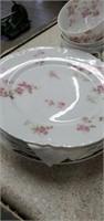 Haviland China, Cups & Saucers,  Am. Bowls &