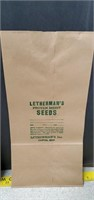 Advertising Popcorn & Seeds