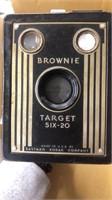 Vintage Radio - Cameras - Brass
