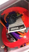 Lot Of Race Cars- Track - Drum - Kids Toys