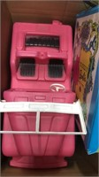 Barbie Jeep - Doll - Hot Wheels - Miscellaneous
