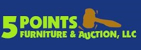 5 Points Furniture & Auction