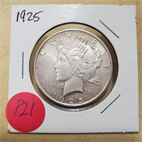 ALL COINS & JEWELRY ONLY - SUNDAY ONLINE AUCTION 4/19/20 @6p