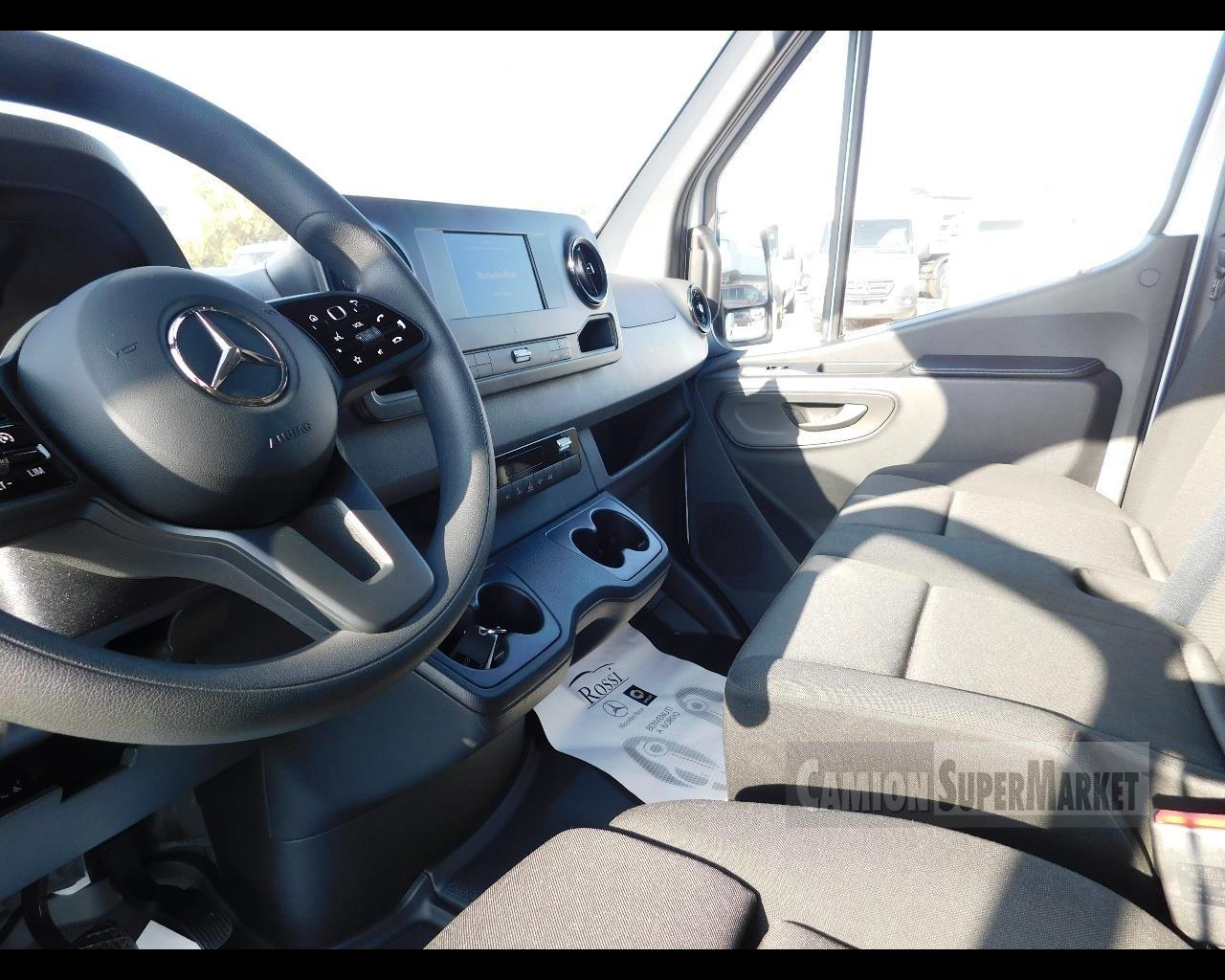 Mercedes-Benz SPRINTER 316 used 2019 Umbria