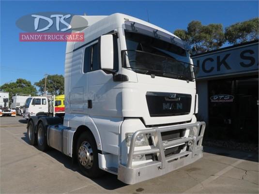2014 MAN TGX 26.540 Dandy Truck Sales  - Trucks for Sale
