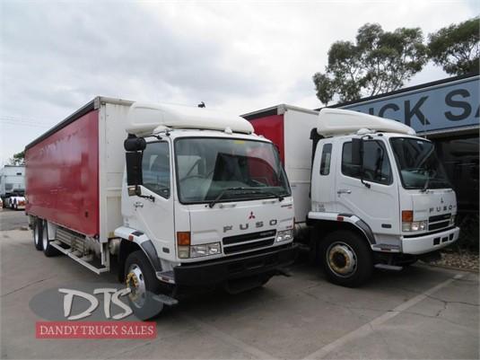 2006 Mitsubishi Fuso FIGHTER FN600 Dandy Truck Sales  - Trucks for Sale