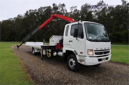 2009 Fuso Fighter 1424 - Trucks for Sale