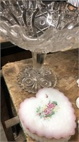 Box Lot Of Dessert Dishes - Miscellaneous