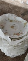 Haviland From France Approx Service For 12+