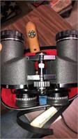 2 Decorative Candle Lights - Binoculars -