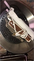 Stir Fry Pan - Electric Knife - Milkshake Maker -