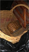 Lot Of Miscellaneous Baskets