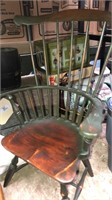 Box Lot Of Assorted Decorative Wood Pieces