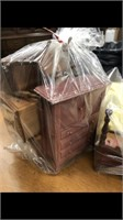 3 Boxes Of Dollhouse Furniture