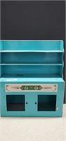 Vintage Toy Cabinet