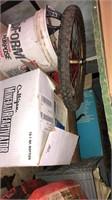 Shelf Lot Of Tool - Ignition - Garage