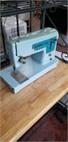 Three Sewing Machines