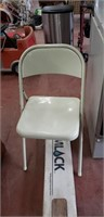Laminate Floor & Chair