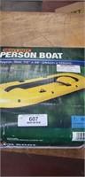 4 Person Boat