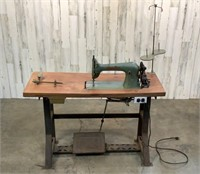 Chandler Sewing Machine-