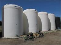Storage Bins - Liquid/Dry  ACE ROTOMOLD 8000 GALLO