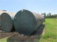 Storage Bins - Liquid/Dry  FERTILIZER TANK 5,000 G