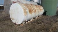 Storage Bins - Liquid/Dry  STEEL TANK ON SKID 2,50