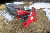 Hay and Forage Equipment - Disc Mowers  MASSEY-FER