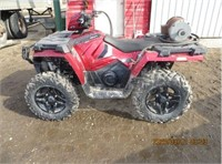 Motorsports - ATVs - Recreation / Utility 2018 POL
