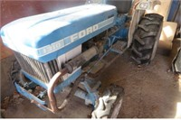 Tractors - Less than 40 HP  FORD 1310 74D