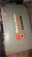 Black and Decker Electric Hammer