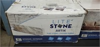 2 Boxes Of Flat Stone