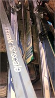 Lot Of Skiis