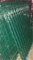 Bird Feeder - Green Cage - Misc