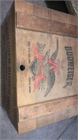 Two Anheuser - Busch / Budweiser Boxes