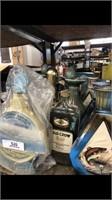 Approximately 20 Jim Beam Bottles