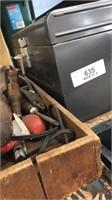 Tool Box - Assorted Tools